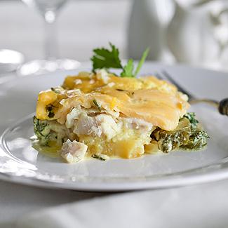 Рецепт Рыба под сырной корочкой в мультиварке
