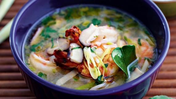 рецепты супов азиатской кухни