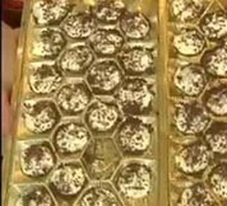 Рецепт Трюфели из мороженого