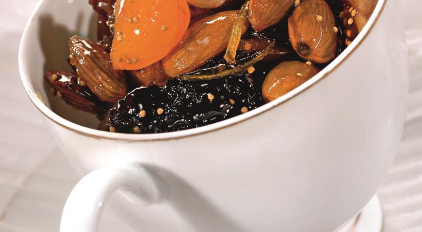 Рецепт Варенье из сухофруктов