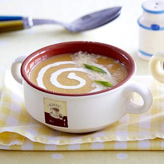 Рецепт Тыквенный суп в мультиварке