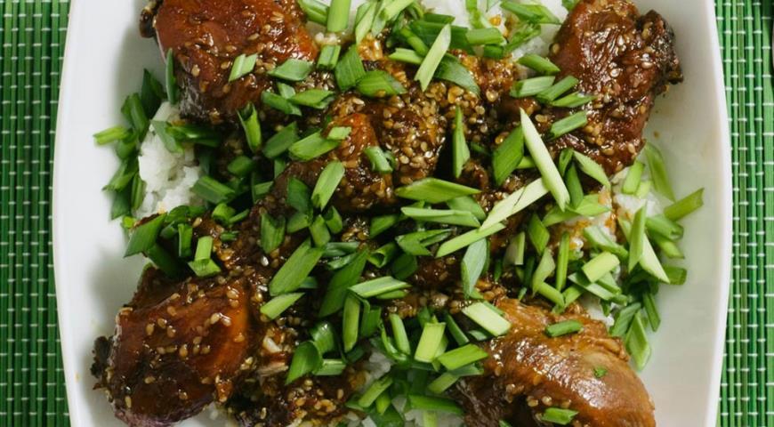 Рецепт Завтрак китайского крестьянина