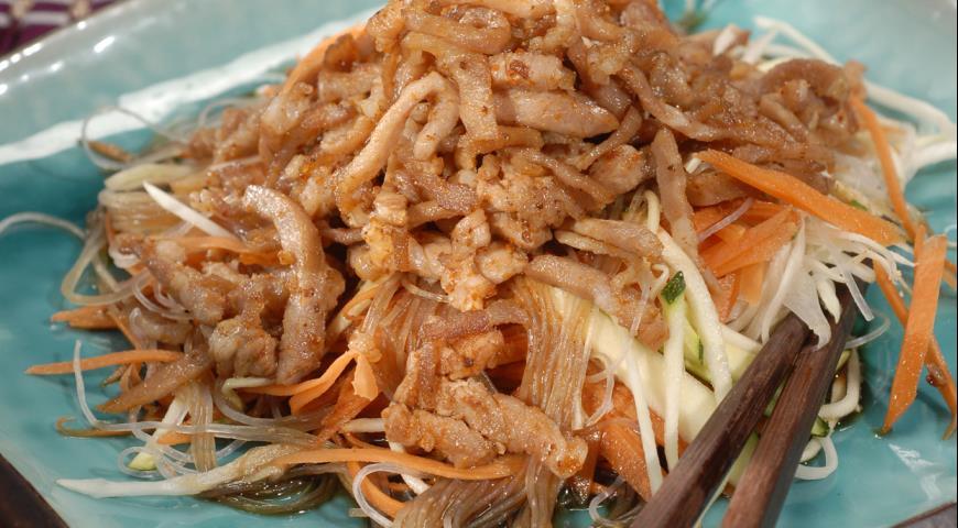 Рецепт Пекинский салат