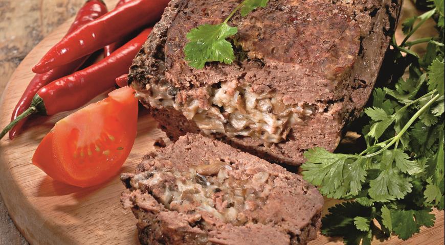 Рецепт Мясной хлеб