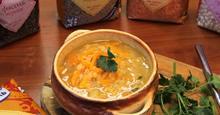 Гороховый суп с мясом. Видео-рецепт