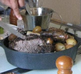 Рецепт Таджин из баранины по-мароккански