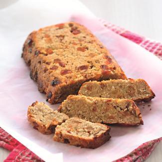 Рецепт Овсяный пирог с грецкими орехами