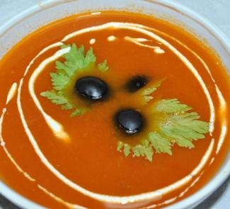 Рецепт Острый суп Маллигатони