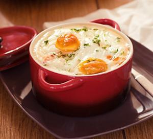 Яйца с овощами фото пошагово