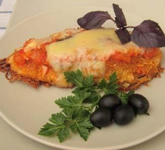 Рецепт Курица с сыром пармезан