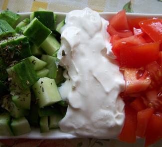 рецепт салата итальянского салата