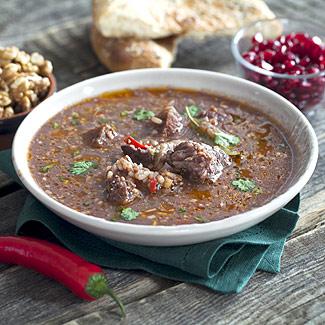 Рецепт Суп харчо в мультиварке