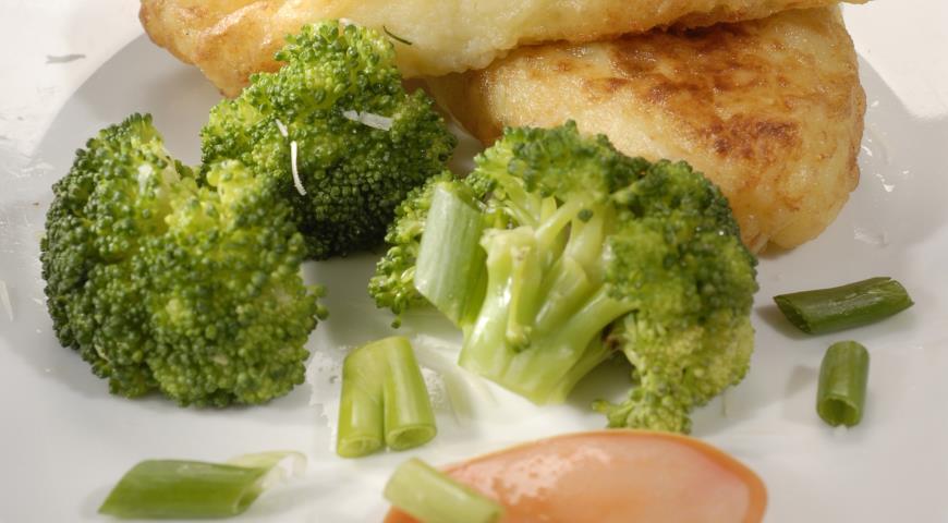 Рецепт Зразы из картофеля с огурцами