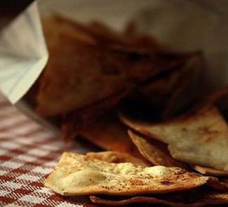 Рецепт Чипсы из лаваша