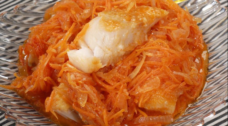 Рыба под белым маринадом классический рецепт