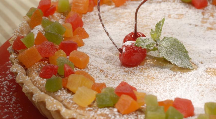 Рецепт Творожно-медовый торт