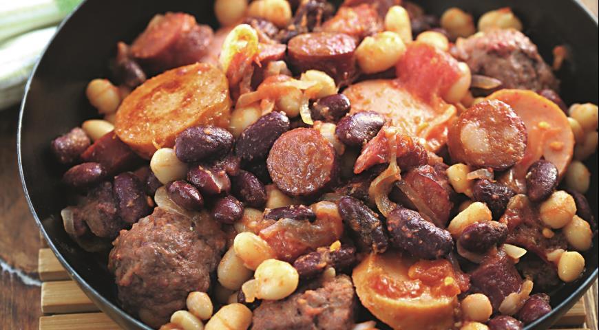 Рецепт Аргентинское мясное рагу