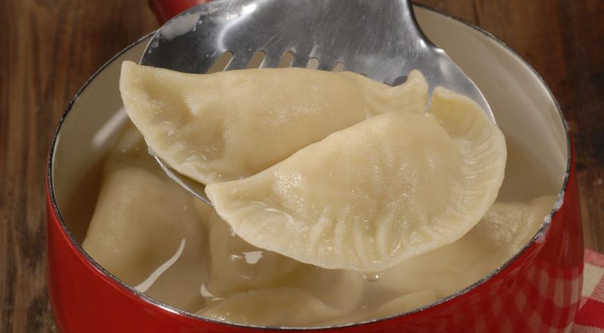 Рецепт Пиероги, польские картофельные вареники