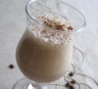 Рецепт Бананово-кофейный микс