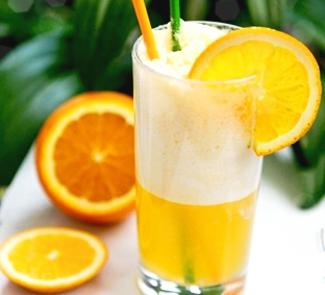 Рецепт Коктейль Апельсиновое настроение