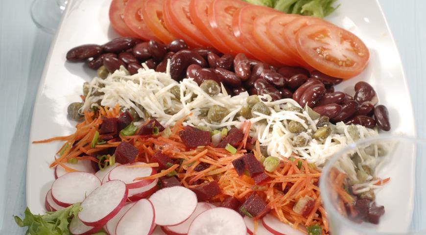 Рецепт Блюдо с овощами