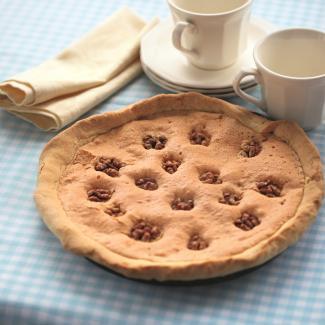 Рецепт Мазурек с орехами