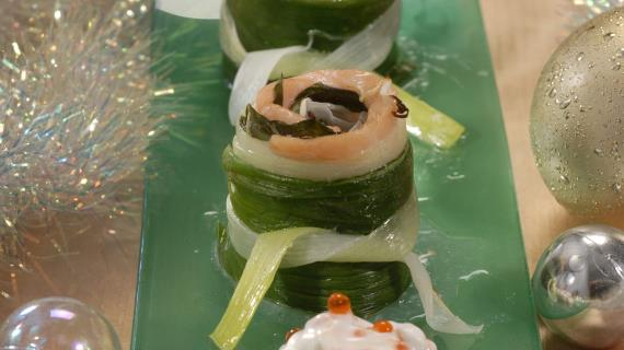 Жюльен из грудки индейки с белыми грибами, пошаговый рецепт с фото