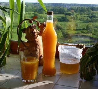 Рецепт Мед монастырский по старинному рецепту