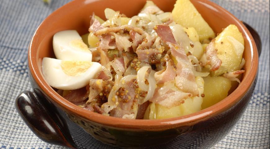 Рецепт Австрийский картофельный салат