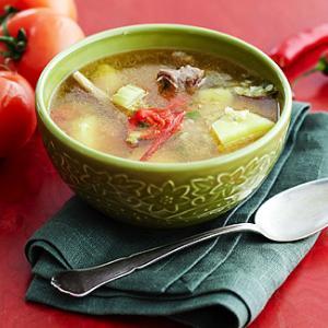 Салат обжорка рецепт с помидорами