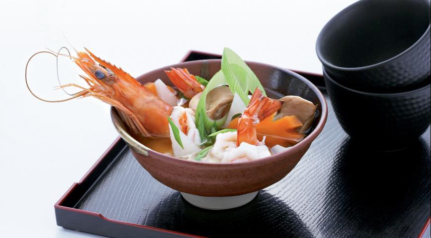 Рецепт Мисо-суп