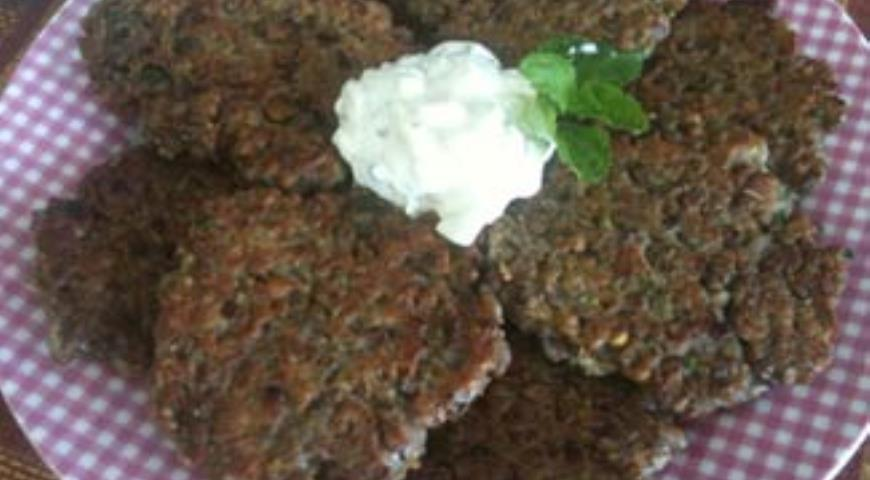 Оладьи из чечевицы рецепт пошагово