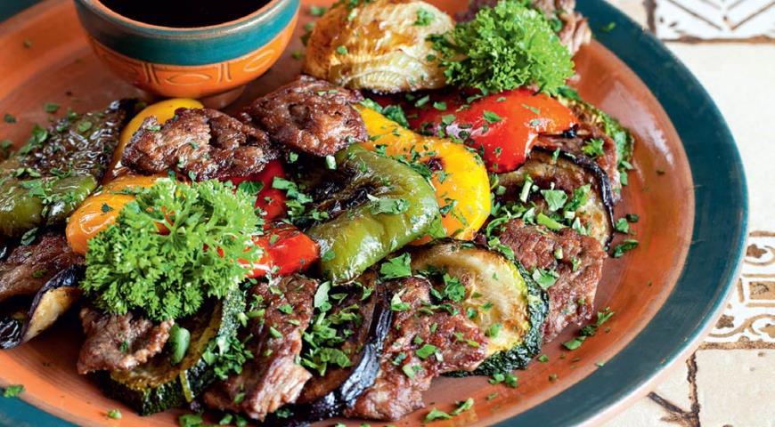 Рецепт Закуска туарега