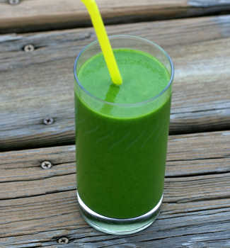 Рецепт Витаминно-зеленый смузи