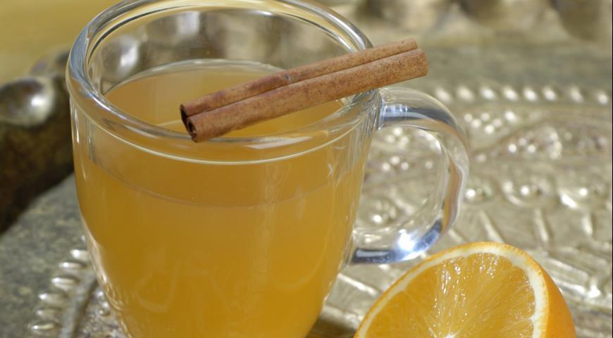 Рецепт Чай с пряностями