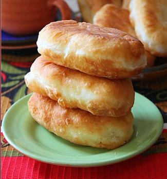Рецепт Пирожки с картофелем луком и пармезаном