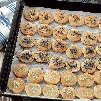 Рецепт Сырное печенье