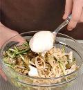 Блинный салат. Шаг 3