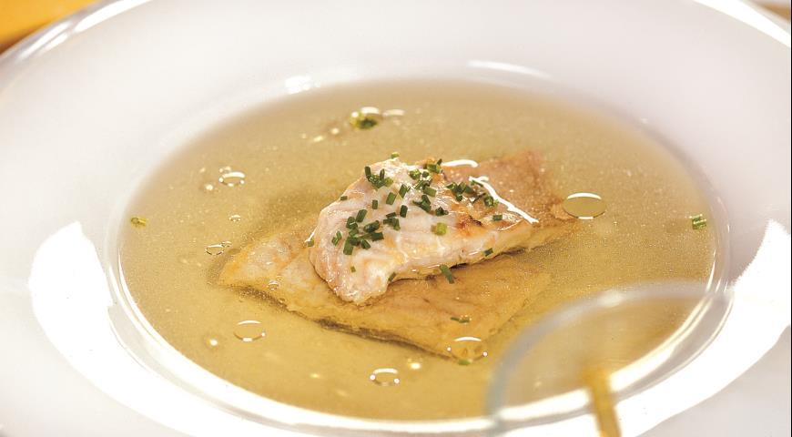 Рецепт Рыбный бульон