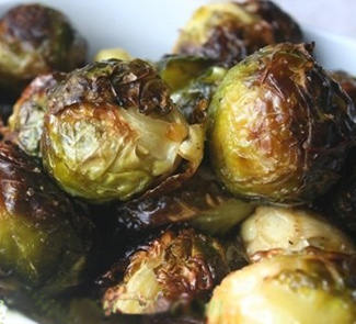 Рецепт Запеченая брюссельская капуста