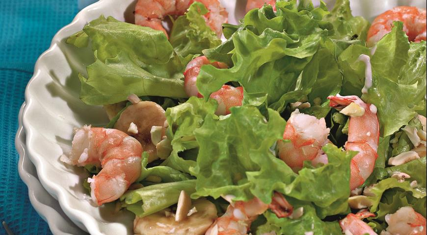 Рецепт Тенерифский салат