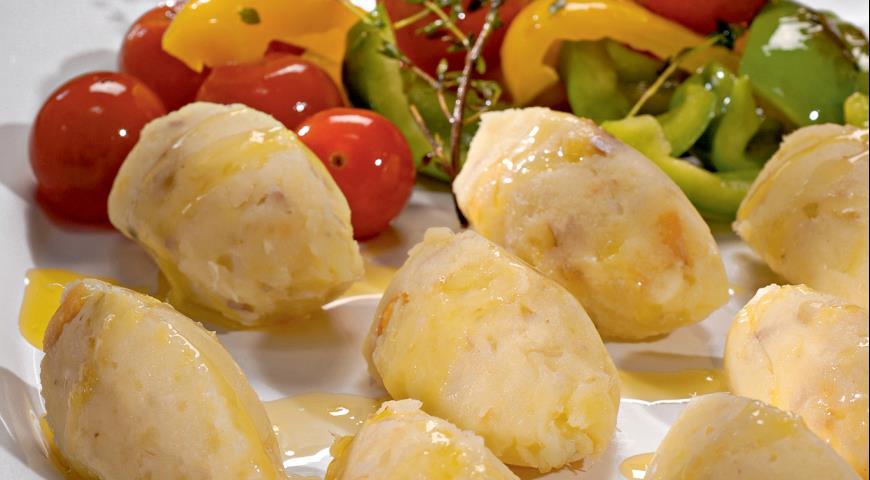 Рецепт Треска по-марсельски