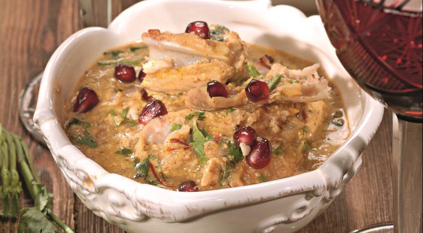 грузинское блюдо сациви рецепт