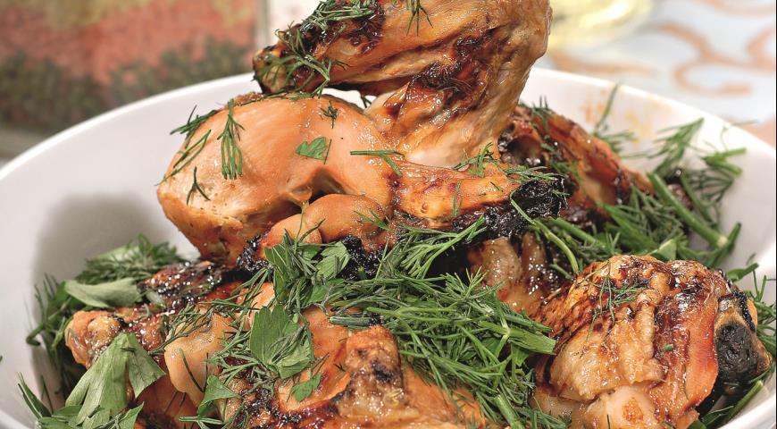 Рецепт Курица в меду