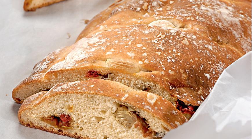 Рецепт Фугасс, прованский хлеб