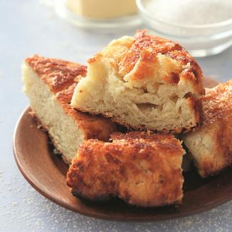 Рецепт Бретонский масляный пирог