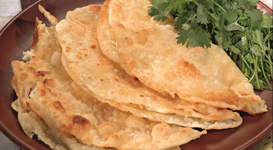 Рецепт Кыстыбый с картофельным пюре