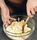 Кыстыбый с картофельным пюре. Шаг 3