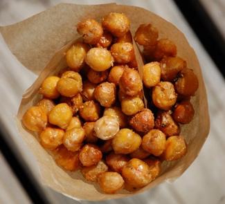 Рецепт Фальшивый попкорн из нута