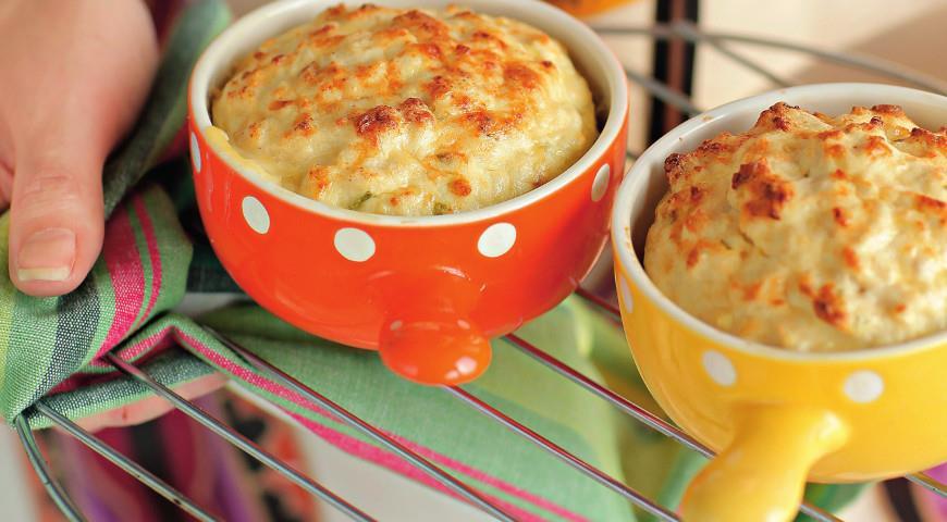 Рецепт Куриное суфле с сельдереем